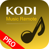 Kodi Music Remote Pro Icon